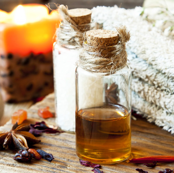 Essential Oil Application & AromaTherapy